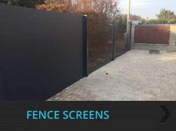 FENCE SCREENS home